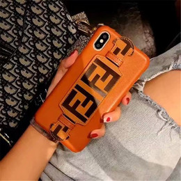 designer iphone 2019 - Fashion Kickstand Cell Phone Cases Designer Phone Case For iPhone XS Max XR X 8 7 6 Plus Shockproof Durable Cellphone Sh