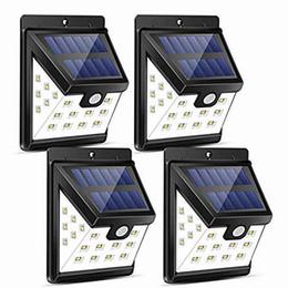 $enCountryForm.capitalKeyWord NZ - Solar Lights Outdoor,Wireless 22 LED Motion Sensor Waterproof Security Wall Light for Back Yard, Patio, Driveway, Deck, Step Stair, Lawn