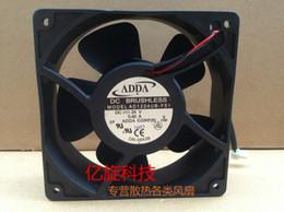 adda 24v fans 2019 - New ADDA 420-430-440 15kw three-wire fan AD1224UB-F52 Inverter 12038 24V 0.4A dedicated fan Industrial frequency convers