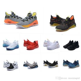 83db69b0825 New mens UA stepen curry 6 vi low basketball shoes for sale MVP christmas  steph 2 two youth boots sneakers with original box size 7-12