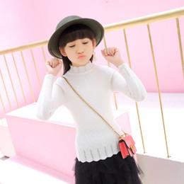 $enCountryForm.capitalKeyWord Australia - Casual Children Clothing Coat Kids Clothes Sweater For Girls Autumn Winter Girls Long Sleeve Knitting Sweater Top Tee Knitting