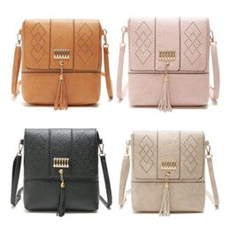 99fa677a56 Shoulder Slings Australia - Slung Women Sling Shoulder Bag Vintage Simple  Hollow Cover PU Shoulder Small