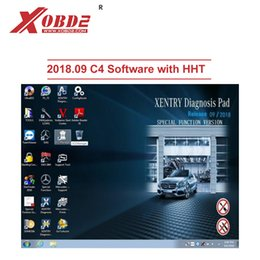 Function Connectors Australia - V2019.03 DAS Xentry HHT HDD Software SSD with Vediamo and DTS Manoco Enginner Functions for MB SDconnect C4 C5