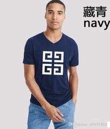 Wholesale 2019 giv new brand fashion luxurys tops designers t shirts for mens women s tshirt women s clothes clothing gym sweat suits t shirt thrasher