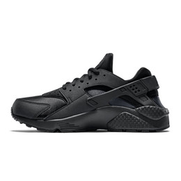 $enCountryForm.capitalKeyWord UK - 2019 Classical Huarache 1 4 Running shoes Mens Womens Runs Triple White Black Red Gold Huaraches Men Casual Sports Sneakers size 36-45