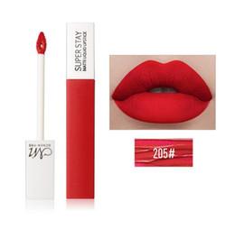 $enCountryForm.capitalKeyWord NZ - MENOW 12colors Best Sale Hot Cosmetics Makeup Lip Gloss Long Lasting Waterproof Easy to Wear Matte Lipstick