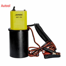 smoke detector tester NZ - AUTOOL SDT-106 Diagnostic Leak Detector of Pipe Systems for Motorcycle Cars SUVs Truck Smoke Leakage Tester AUTOOL SDT106