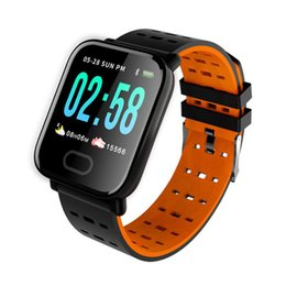 Wholesale Smart Watch M20 Android IOS Heart Rate Smart Bracelet Sleep Monitor Fitness Tracker Blood Pressure Band Big Color Screen Watch