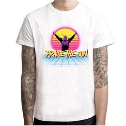T shirT soul fashion online shopping - dark souls anime t shirt men summer top tee shirt short sleeve casual funny tshirt homme t shirt male MR4188
