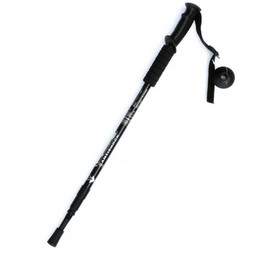 Camping rods online shopping - Designer Mountaineering rod outdoor equipment camping Trekking Poles multifunctional folding stretching aluminum alloy ultra light hot