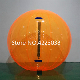 inflatable hamster Australia - Free shipping TPU 2m Top Quality Water Walking Balls Zorbing Water Ball Giant Ball Zorb Balloon Inflatable Human Hamster Water Football