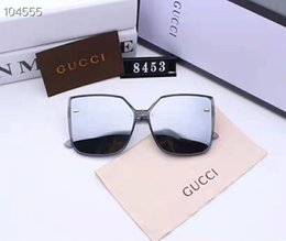 Frames Bronze Australia - The latest selling popular fashion designer sunglasses 0947 square plate frame top quality anti-UV400 lens with original box