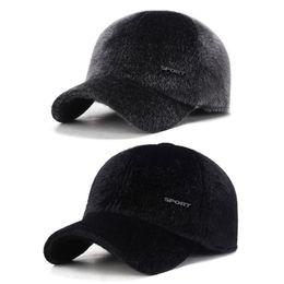 Women Winter running hat online shopping - 2 Colors Mens Golf Hat  Basketball Caps Winter Warm a7a54e0a802