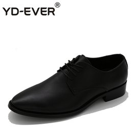 $enCountryForm.capitalKeyWord Australia - YD-EVER Mens casual shoes luxury genuine leather flats business formal shoes mens party dress oxfords zapatos hombre