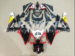 motorcycle aprilia fairing NZ - New ABS Injection motorcycle Fairings Kits 100% Fit For Aprilia RSV4 1000 09 10 11 12 13 14 15 2009-2015 bodywork set red black nice
