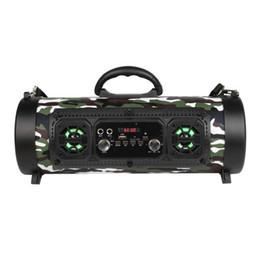 $enCountryForm.capitalKeyWord Australia - M17 Hifi Portable Bluetooth Speaker FM Radio Move KTV 3D Sound Unit Wireless Surround TV Sound bar Subwoofer 15W Outdoor Speaker+Mic