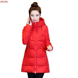 $enCountryForm.capitalKeyWord Australia - women winter hoodie warm coat big size cotton padded jacket women medium long parka Solid color thick feminina coat AS1107