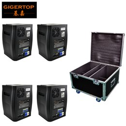 Fire equipment online shopping - Stackable in1 Flight Case Pack China Stage Effect Cold Fireworks Machine DMX512 wireless optional No Fire Spark Equipment