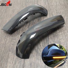 vw golf mirrors 2019 - For Volkswagen VW GOLF 5 Jetta MK5 Passat B5.5 B6 EOS Side Rearview Mirror Indicator Sequential Blinker Repeater Light D