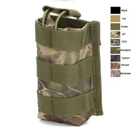 SportS magazineS online shopping - Outdoor Sports Tactical Backpack Vest Gear Accessory Mag Holder Cartridge Clip PouchTactical MOLLE Magazine Pouch NO11