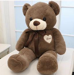 $enCountryForm.capitalKeyWord Australia - big plush teddy bear stuffed aniaml soft doll huge bear doll kids toys Christmas birthday gift for girlfriend