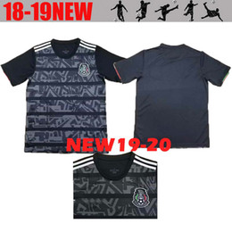 93705f517fa Mexico personalized Custom mens 19-20 Soccer Jerseys Customized Thai Quality  14 J.Hernandez 10 G.DOS SANTOS 11 CARLOS V 16 H.HERRERA