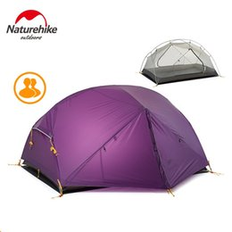 Man tents online shopping - Naturehike New Mongar Tent Person Camping Tent Outdoor Ultralight Man Camping Tents With Vestibule