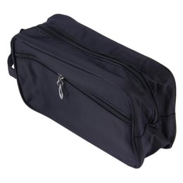 $enCountryForm.capitalKeyWord Australia - Unisex Necessaries Organizer Storage Bag Women Men Travel Cosmetic Bag Portable Black Makeup Case Pouch Male Toiletry