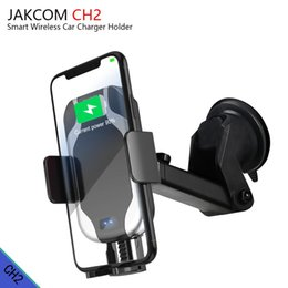 Camera Mount Dslr Australia - JAKCOM CH2 Smart Wireless Car Charger Mount Holder Hot Sale in Cell Phone Mounts Holders as smart ring handphone dslr camera