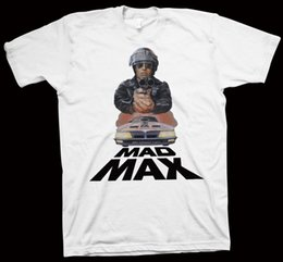 $enCountryForm.capitalKeyWord NZ - Mad Max T-Shirt Mel Gibson, Joanne Samuel, Hollywood, Cinema, Movie, Film Trump sweat sporter t-shirt
