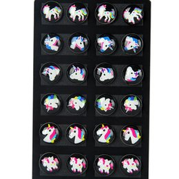 Wholesale 12 Pairs set Cute Kids Baby Stud Earrings Sets Women Small Horse Lovely Animal Horse Studs Children Jewelry