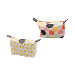 Cute Cosmetics Bag Australia - Travel Cosmetic Bag Makeup Organizer Kawaii Cute Makeup Bag Handbags Pouch Bolsa De Maquiagem Neceser De Viaje Organizador