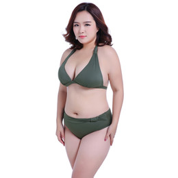 16d49fd63b4 Swimwear for Fat Women 2019 Summer Swimuit Female Super 7XL Bathing Suits  Big Bras E F G H Push Up Sexy Bikini Plus Size 2XL