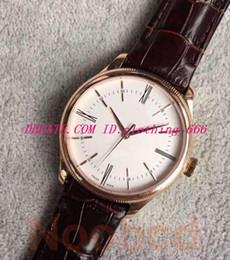 Luxury Men Watch 18k Australia - 2019 Luxury Mens Eta 2892 39mm Automatic 18K ROSE GOLD WATCH Sapphire Auto Date Men Dive Sport Wristwatches