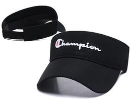 Toptan satış Lüks Sunhat erkekler tasarımcı golf şapka güneşlik sunvisor parti şapka beyzbol şapkası güneş şapka güneş koruyucu şapka Tenis Plaj elastik şapkalar ücretsiz kargo