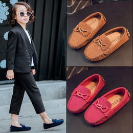 Kids hard leather shoes online shopping - Kids Peas Shoes Toddler Boy Girl Casual Shoes Child Soft Sole Autumn Children Fashion Anti Slippery Shoes