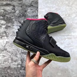 $enCountryForm.capitalKeyWord Australia - Best Originals Air Yeezy2 Red October Pure Platinum Solar Red Basketball Shoes For Men Authentic Sneakers 508214-660 508214-010 508214-006