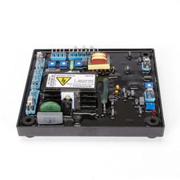 Generator parts AVR SX440 black automatic voltage regulator on Sale