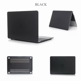 $enCountryForm.capitalKeyWord Australia - Crystal Protective Laptop Case For New Macbook 11 12 inch 13.3 15 Air Pro With Retina Touch Bar