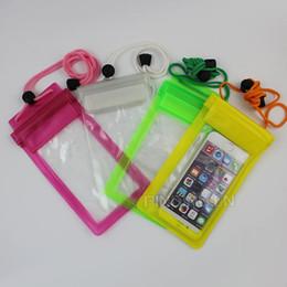 $enCountryForm.capitalKeyWord Australia - Hot Selling Mobile Phone PVC Bag Swimming Waterproof Pouch For Samsung Galaxy J8 J7 J6 J5 J3 J1 2018 Cell Phone Water proof bag