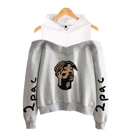 $enCountryForm.capitalKeyWord NZ - BTS 2pac 2D Popular Printed Off-Shoulder Hoodies Sweatshirts Spring Smmer trends Women Sexy Exclusive Casual autumn Hoodies