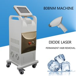 Wholesale 2019 Best standing nm machine diode laser hair removal nm diode laser handpiece W Big power