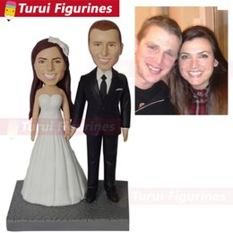 $enCountryForm.capitalKeyWord Australia - custom photo gift picture to figurines wedding cake toppper bobblehead figurines dolls home decorations statuette from pictures