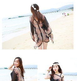 $enCountryForm.capitalKeyWord Australia - Spring and summer variety shawl scarves multi-function magic chiffon shawl women Sunscreen super long beach towel scarf apron wild