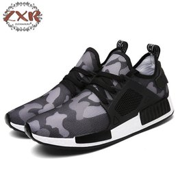 Green Plastic Army Men Australia - Zuoxiangru Outdoor Military Camouflage Men Casual Shoes Summer Army Green Trainers Ultra Boosts Zapatillas Deportivas Hombre #115911