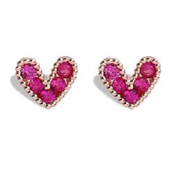 $enCountryForm.capitalKeyWord UK - European and American ladies fashion pure silver ear jewelry heart-shaped pearl earrings zircon long tassel earrings