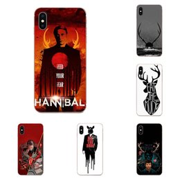 galaxy paintings Canada - Custom Screen Hannibal Eat The Rude Diy Painted For Galaxy Note 10 A10E A10S A20S A30S A40S A50S A6S A70S A730 A8S M10S M30S Lite Plus