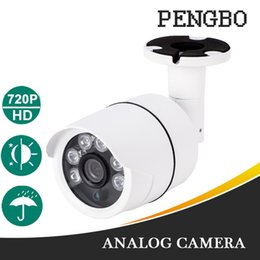 $enCountryForm.capitalKeyWord Australia - Pengbo Home Family Outdoor CCTV Camera Camera Surveillance Security 6 IR LED Light 1200TVL White