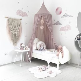 $enCountryForm.capitalKeyWord Australia - Children Romm Dome Bedding Girl Princess Mosquito Net Baby Bed Canopy Tent Curtain Kis Room Decor