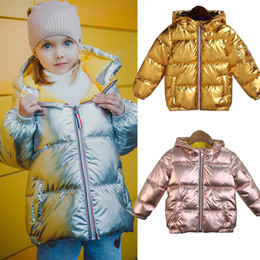 $enCountryForm.capitalKeyWord Australia - kids jackets for girls hooded spring winter warm and casual children baby Jacket&Outwear toddler boys coat 3 5 8 years old